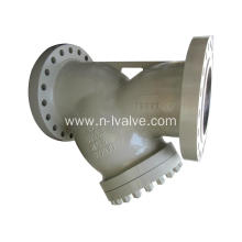 OEM manufacturer custom for Y Type Strainer,Y Strainer,Ansi Y Type Strainer,Y Type Industrial Strainer Wholesale From China WCB Y Type Strainer supply to Philippines Suppliers